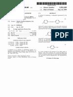 Brevet Benzaldehida