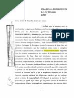 RN 2976-2004 (Actos preparatorios, complicidad, enriquecimiento ilícito)