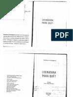 ANTOINE COMPAGNON - Literatura para quê.pdf