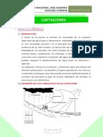 Captaciones-hidrologia
