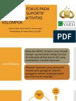 Fitria Fadzri - 1102012091 - Psikoterapi Fokus Pada Psikoterapi Suportif