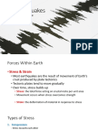 earthquakes ppt pdf