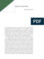 Barros, José - O conceito de alienação no jovem Marx.pdf