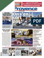 La Provence Marseille Du 18 Octobre 2017