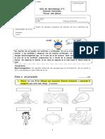 Guía de Aprendizaje nº1 ciencias 3° (viernes 11 de agosto) modificada