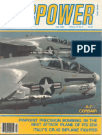 Airpower a-7 Article July 1986