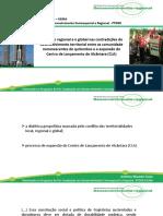 Apresentação Da Counicação Oral - VIII Seminário Internacional de Desenvolvimento Regional