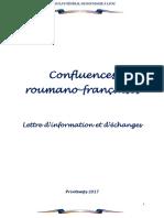 Confluences Roumano-françaises 2