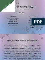 Proses Screening