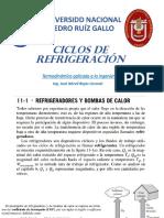Ciclos de Refrigeración 12.
