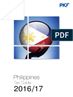 Philippines Tax Guide 2016-17