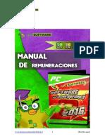 Manual Remu2014 Previred