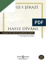 Hafiz Divani - Hafiz-i Sirazi