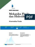 Mekanika Fluida - Modul Ke-6