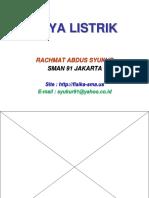 3.4. GAYA LISTRIK.pps