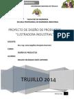 Informe Final - Proyecto de Diseño de Productos - 2014