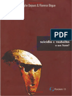 342348514 Suicidio e Trabalho O Que Fazer Christophe Dejours Florence Begue