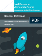 Android Developer Fundamentals Course Concepts En