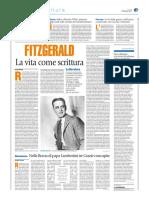 Fulvio Panzeri su Fitzgerald