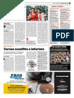 La Gazzetta dello Sport 19-10-2017 - Speciale Derby