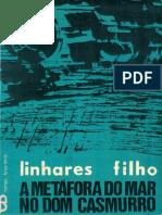 Linhares Filho. a Metáfora Do Mar No Dom Casmurro