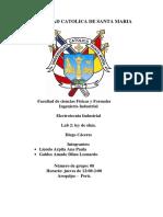 Ley de Ohm - Prac 1 Final