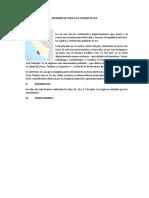 Informe de Viaje a La Ciudad de Ica