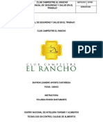 Manual de Seguridad y Salud en El Trabajo II