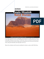 Louis Hissink – Sand Dunes