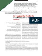 Gabrielle Schor. La vanguardia feminista. Una tranvaloración radical copia