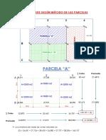 Metodo de Las Parcelas - Completo