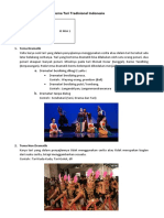 Tema Tari Tradisional Indonesia