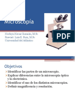 2. Microscopía