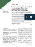 J. Sep. Sci. 2011, 34, 3178–3185