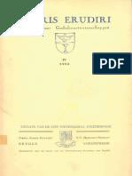 Sacris Erudiri - Volume 04 - 1952.pdf