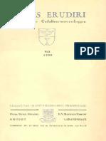 Sacris Erudiri - Volume 08 - Number 1  1956.pdf