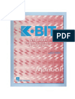 Test Breve de Inteligencia de Kaufman (K-bit) Manual