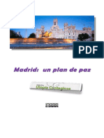 Plan Paz Madrid