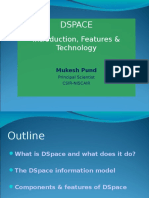 2 Introduction to DSpace