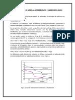 Determinación de Mezclas de Carbonato y Carbonato Ácido