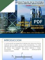 2.5 Analisis de Marcos por el Metodo de las Rigideces.pptx