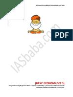 Economy Part 1