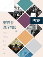 Review of EMC's Work