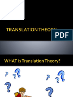 Translationtheory 140422125604 Phpapp02 2