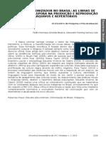 [Resumo] Processo colonizador no Brasil