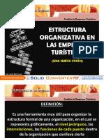 estructuraorganizativaenempresasturisticas-100401212724-phpapp02