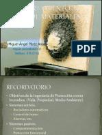 Ensayos de Comportamiento Al Fuego 2010