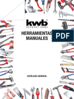 990386 Kwb Herramientas Manuales Catalogo General 2015 E
