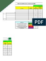 Matriz de Identificación y Evaluación de MMC