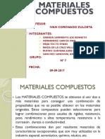 DIAPOSITIVAS MATERIALES-COMPUESTOS